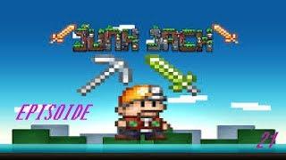 Junk Jack: EP.21 (Farming Hut!)