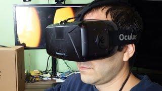 Παρουσίαση Oculus Rift