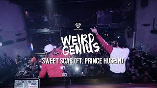 Video Weird Genius - Sweet Scar ft. Prince Husein at Shelter Club Bandung download MP3, 3GP, MP4, WEBM, AVI, FLV April 2018