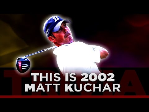 Matt Kuchar plays 2002 Trivia