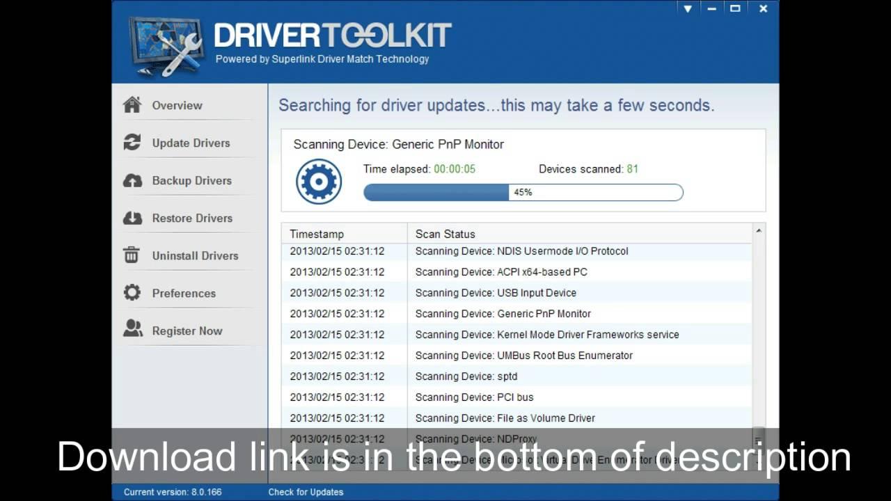descargar driver toolkit 8.4 full crack