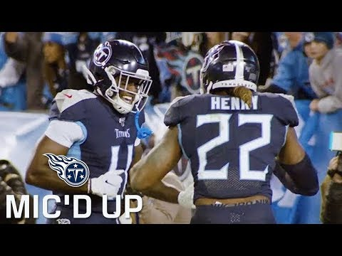 Titans Mic'd Up vs. Jaguars (Week 12) | Sounds of the Game