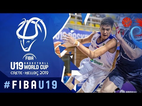 FIBA Releases Video of Kai Sotto's U19 Basketball World Cup Mixtape