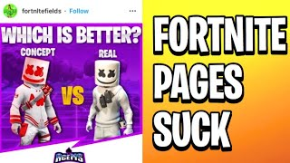 Why I HATE Fortnite Instagram Accounts (Awful Fortnite Pages)
