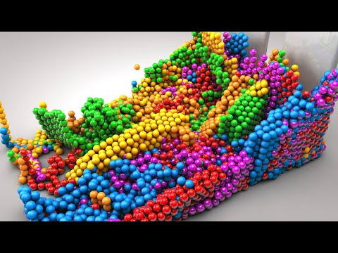 Cinema 4D Tutorial - Learn New RealFlow Animation Tutorial thumbnail