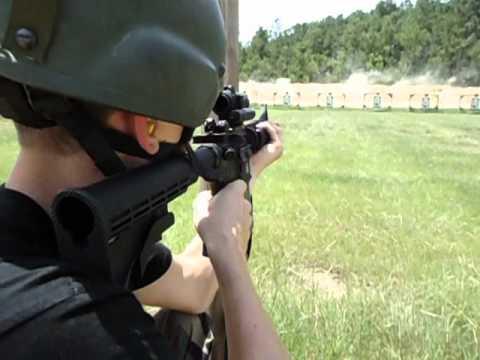 Combat Control Orientation Course 2011 (Civil Air Patrol)