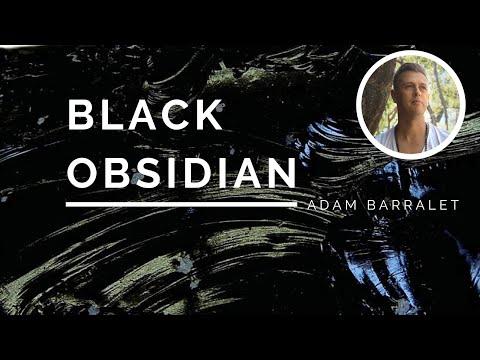 Black Obsidian - The Obsidian of Inner Power