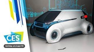 Trải nghiệm xe tự hành tương lai của Hyundai - Hyundai Mobis Concept