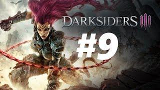 Darksiders III (9) — Templariusz i Łakomstwo