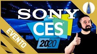 🔴 EVENTO SONY CES 2020 (Possibili news su PS5)! ▶ Seguiamolo insieme in LIVE!