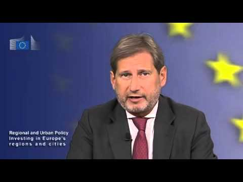 Johannes Hahn Eu Regional Policy Commissioner.