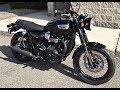 Triumph Bonneville T100  -  NEW Retro Motorcycles! Ep. 14