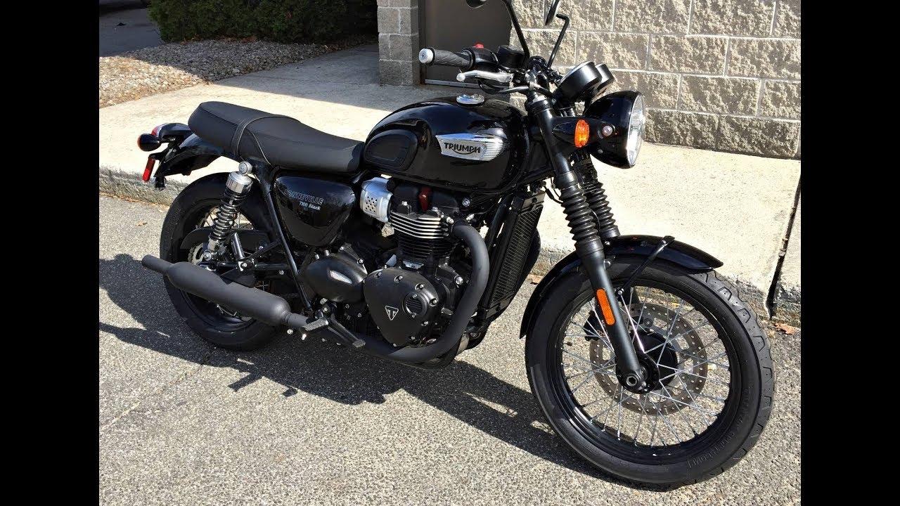 Triumph Bonneville T100 - NEW Retro Motorcycles! Ep. 14 ...