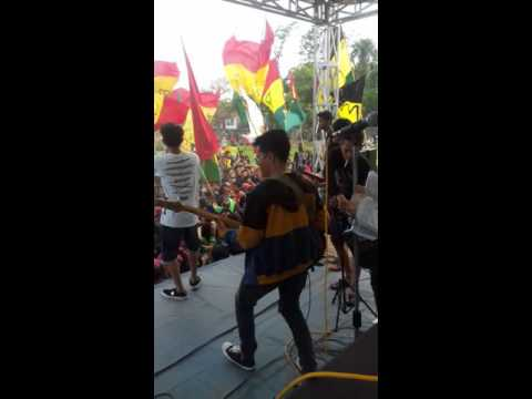 Bebek Rasta Noice - euphoria - yo dansa bersama (cover)