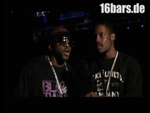 Blak Twang Interview Hiphop Kemp 2009 (16bars.de)