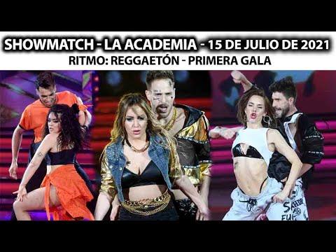 """Showmatch - Programa 15/07/21 - REGGAETÓN - Ángela Leiva, Karina """"La Princesita"""" y Juli Nair Calvo"""