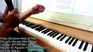 Tự Học Piano ] Bài 2 Mình Yêu Nhau Đi Tone C Pianonguyenkien.com