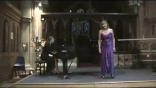"Strauss - ""Im Abendrot"""