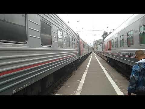 ЭП2К-394 с поездом 472 Адлер - Москва