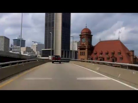 Richmond, VA and the Downtown Expressway