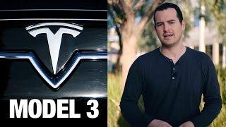 Tesla Model 3: Everything We Know