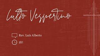 "[Páscoa 2021] ""Ele se fez maldição por nós"", Rev. Luís Alberto | IPBNL | 04.04.2021"