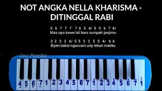 Not Pianika Nella Kharisma - Ditinggal Rabi