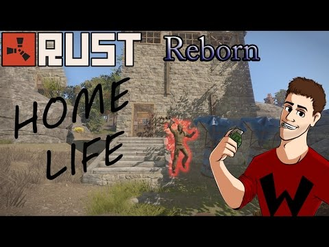 Rust Reborn Part 4: Flying JP and Drying in the Rain... OK THEN!