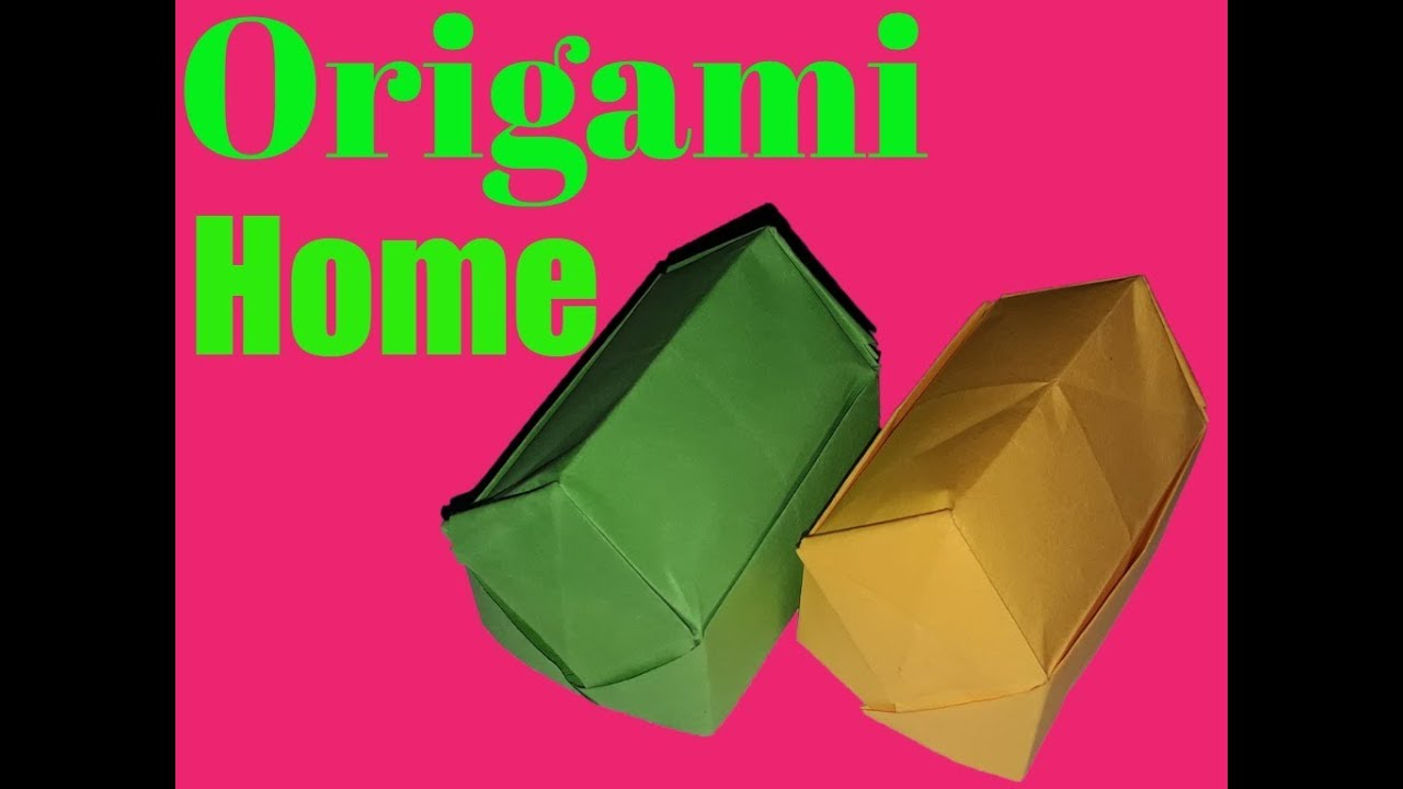 Origami home paper home making tutorial video download free 2018 origami home paper home making tutorial video download free 2018 by imagiro360 jeuxipadfo Image collections