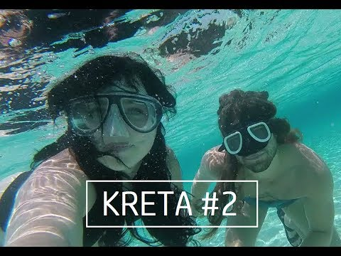 Lize & Ken - KRETA VLOG #6 - CHRYSI ISLAND