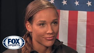 Lolo Jones eats over 9,000 calories a day for bobsled career