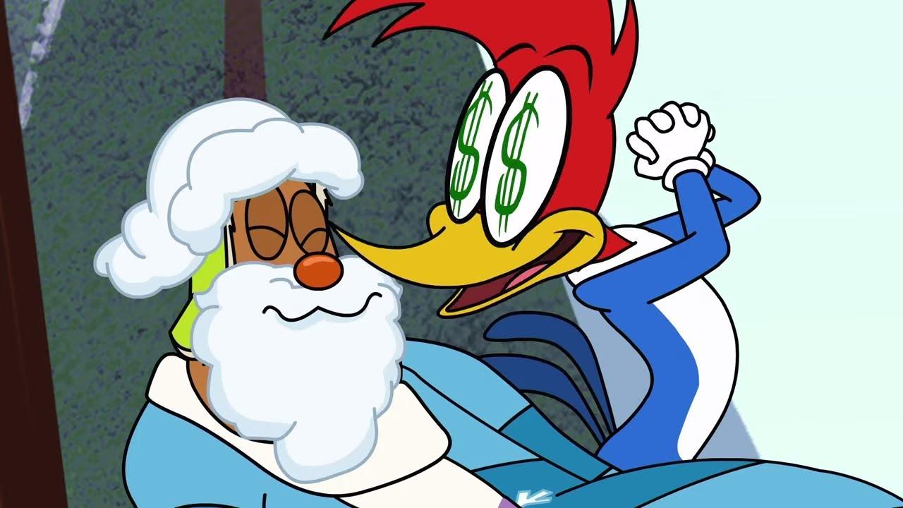 ¡Guerra de nieve! | El Pájaro Loco | Dibujos animados para niños | WildBrain en Español