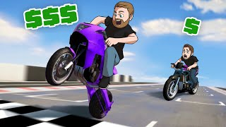 Cheap Vs Expensive Motorcycles! | GTA5