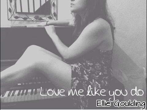 Claudia - Love Me Like You Do (SHORT COVER) Ellie Goulding