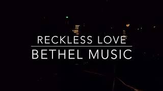 Reckless Love by Bethel Music - Live Drum Cam 2017 (HD)