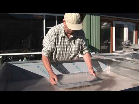 Part 4 papermaking with Mark Lander