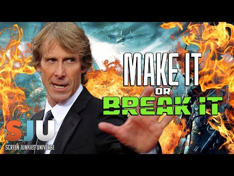 Is Michael Bay Actually A Good Director?  Make It Or Break It