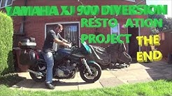 XJ900 DIVERSION PROJECT.. THE END