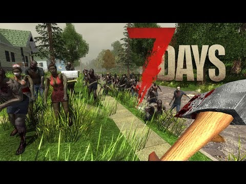 DAY BEFORE THE CHAOS ★ 7 Days To Die (Alpha 16, Ep.59)