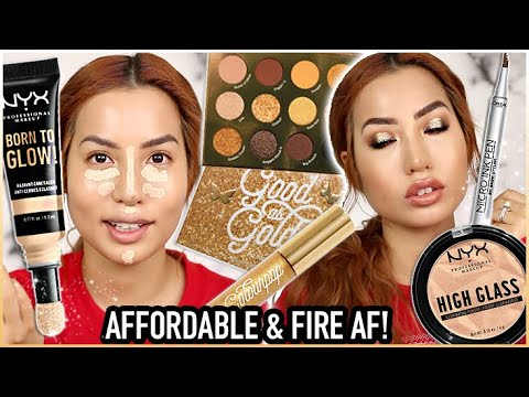 NEW DRUGSTORE DROPS | NYX BORN TO GLOW CONCEALER + L'OREAL & COLOURPOP!