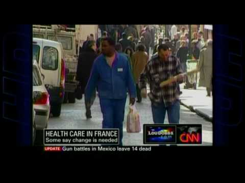 France's health care system (ARCHIVE) thumbnail