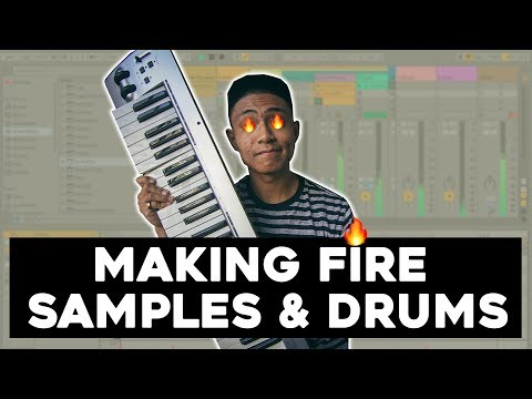 These Samples And Drums Are FIRE. You HAVE To Try Them.