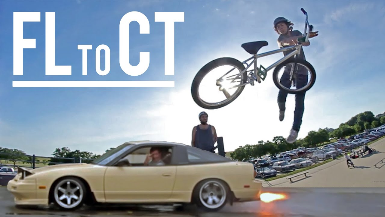 Stickers r nine t - Webisode 41 The Cross Country Bmx Trip Fl To Ct Youtube