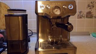 Стабильный эспрессо - кофеварка Bork C803 (espresso)