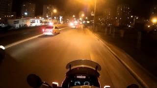 Белгород. Авария. 06.04.15 (в 21:01). Женщина сбила мотоциклиста(Ехал около 55-60км/ч в гараж. Ничего не предвещало беды. Две большие фары, два габарита, как меня можно было..., 2015-04-08T18:00:12.000Z)
