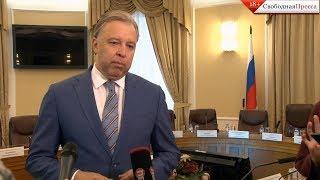 Смотреть видео Вадим Кумин призвал всех отсеянных кандидатов в мэры Москвы объединиться в коалицию онлайн