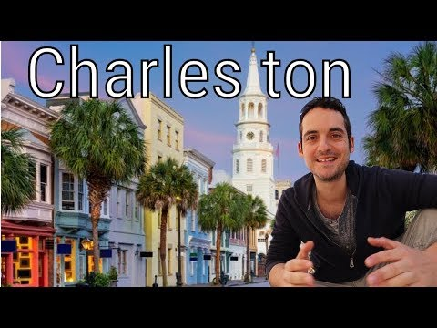 24 Hours in Charleston, SC |  The South's Best City ?