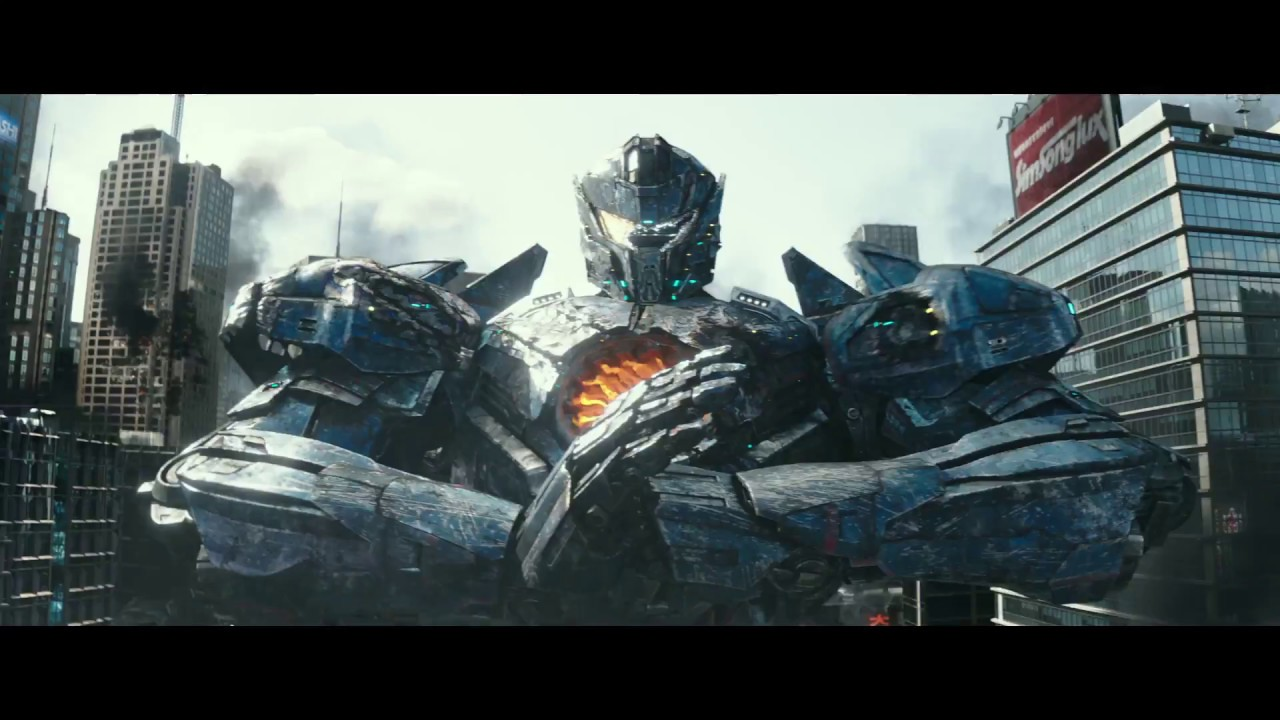 Pacific Rim: Uprising – Dansk Trailer 2 – I biografen 22. marts