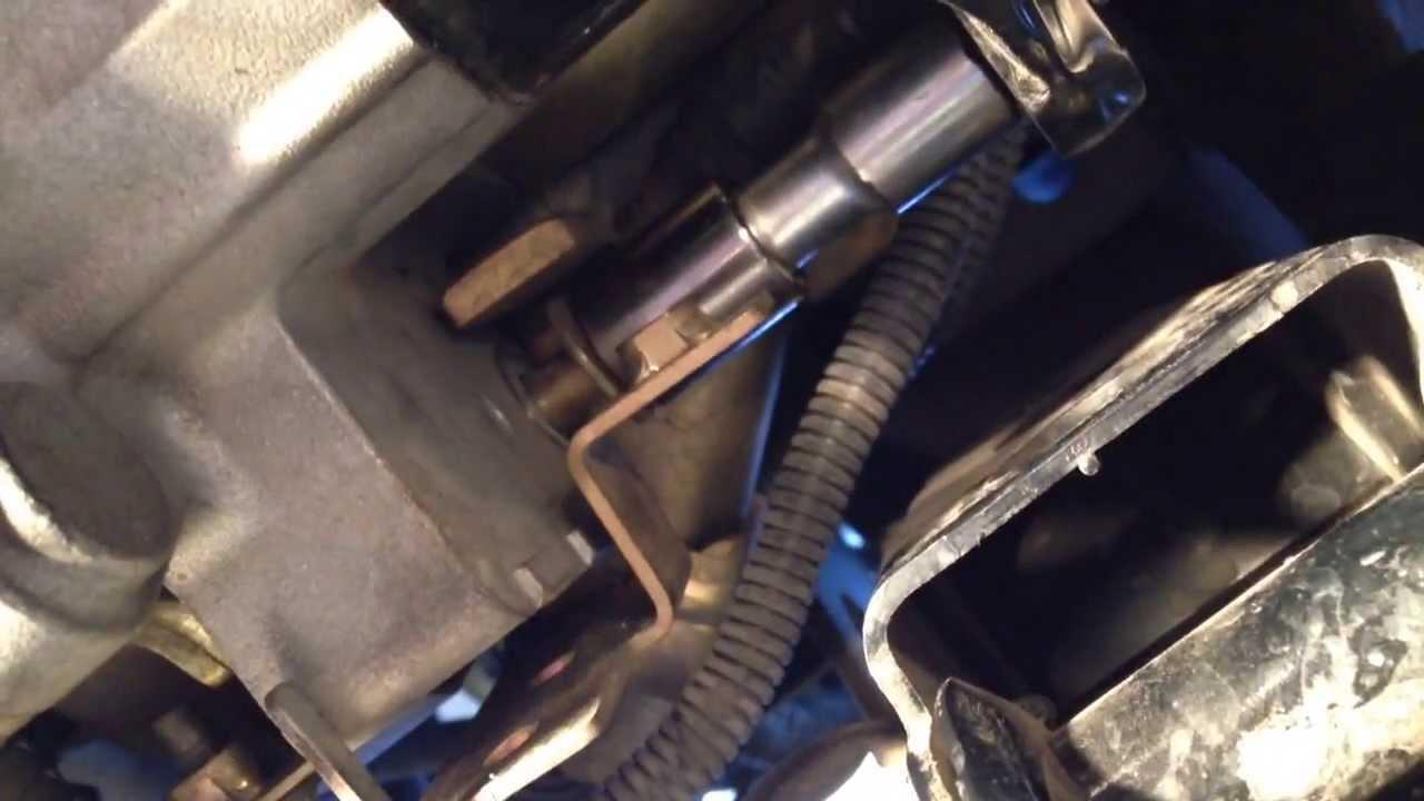Nissan Murano Fuel Filter Location 2007