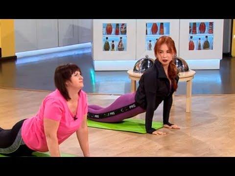 Как йога поможет похудеть на 5 кг за две недели?